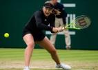 Ostapenko pēc uzvaras Īstbornā atgriežas WTA ranga četrdesmitniekā