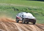 Latvijai divi pjedestāli Eiropas autokrosa čempionāta posmā Mūsā