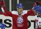 """""""Dinamo"""" pievienojas NHL pieredzi guvušais čehu uzbrucējs Radils"""