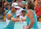 Kamēr olimpieši dodas uz Tokiju, Samoilovs un Šmēdiņš būs favorītu statusā Cēsīs