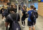 RFS komanda trešdien nelidos uz atbildes spēli Fēru salās
