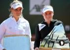 Zidanšekai pirmais WTA tituls, Krejčīkovai – trešais pēdējos četros turnīros