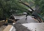 Plūdi vēlreiz sabojā leģendāro Spā-Frankošamps trasi