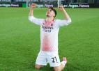 """Madrides """"Real"""" vēl uz diviem gadiem izīrē Brahimu Diasu """"Milan"""""""