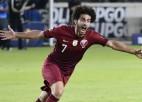 Debitante Katara triumfē Zelta kausa grupā, izvairoties no Meksikas