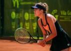Četras no sešām Latvijas tenisistēm uzvar ITF sacensību pirmās kārtas mačos