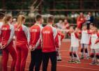 Nedēļas nogalē Ogrē notiks Baltijas komandu čempionāts vieglatlētikā junioriem un jauniešiem