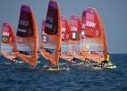 Vindsērfingā RS:X klasēs par čempioniem kļūst ķīniete Lu un nīderlandietis Badlū