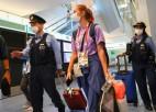 Cimanouska pametusi Tokiju un izlidojusi uz Vīni, Polija piešķīrusi vīzu
