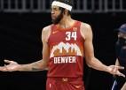 ''Suns'' pastiprinās ar trīskārtējo čempionu Makgī, ''Pelicans'' paturēs Hārtu