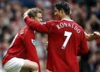 """Ronaldu """"Manchester United"""" rindās spēlēs ar 7. numuru, Kavani tiek pie 21. numura"""