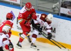 """""""Dinamo"""" izbraukuma noslēgumā dosies pēc pirmās uzvaras pret """"Kunlun Red Star"""""""