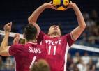 Latvijas volejbolistiem Eiropas čempionātā piešķirta 16. vieta