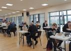 Starptautiskajā šaha turnīrā Salaspilī pirmo reizi uzvar daiļā dzimuma pārstāve
