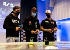 ''Ferratum challenge'' triumfē Timijs Hansens (+video)