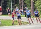 Nedēļas nogalē Rīgā un Siguldā noslēdzošais LČ posms rollerslēpošanā ar duatlonu