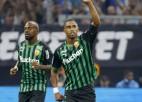 ''Marseille'' pirmo reizi sezonā zaudē, ''Lens'' pakāpjas uz otro vietu ''Ligue 1''