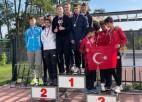 Ventspils šorttrekistiem panākumi Čehijā 14 valstu konkurencē