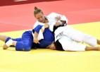 Doļgileviča pasaules junioru čempionātā džudo ierindojas septītajā vietā