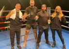 MMA cīkstonis Rihards Biģis izcīnījis savu devīto uzvaru pēc kārtas