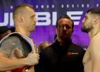 Briedim pasaules čempiona titula aizstāvēšanas cīņa pret Mannu
