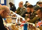 Latvijas izlasei NATO valstu čempionātā šahā 12.vieta