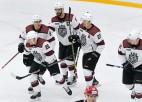"""Rīgas """"Dinamo"""" trešo reizi sezonā zaudē tiešajai konkurentei """"Severstal"""""""