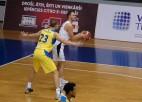 """Video: """"Ventspils"""" izcīna ceturto uzvaru pārspējot """"TalTech"""""""