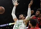"""Ķīna pārtrauc Bostonas """"Celtics"""" spēļu translēšanu"""