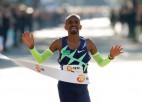 Nīderlandē sasniegts Eiropas rekords maratonā
