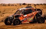 Pilots Dakaras rallijā pametis savu stūrmani vienu tuksneša vidū