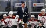 """Skudra: """"Neskatāmies, KHL vai NHL - arī mums spēlēja daudz jauno"""""""