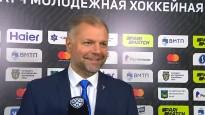 """HK """"Rīga"""" galvenais treneris Valērijs Kuļibaba tiek nosaukts par Oļegu"""