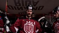 """Rīgas """"Dinamo"""" minimāli piekāpjas KHL līderim """"Ak Bars"""""""