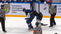 Netīrās dejas Krievijas junioru izpildījumā
