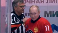 Putins gūst astoņus vārtus, izmantojot aizgājušo gadu zvaigžņu piespēles