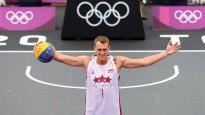 Sporta špikeris: 3x3 basketbols, karatē un citi olimpisko spēļu jaunumi