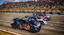 """""""World RX"""" finālbrauciens Portugālē izvēršas trillera cienīgs"""