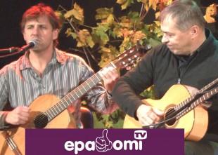 Video: Noklausies! Ēriks Loks Bardu rudenī 2014
