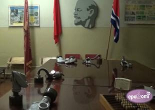 Video: Pilnīgi slepeni! Ciemos Padomju Slepenajā Bunkurā