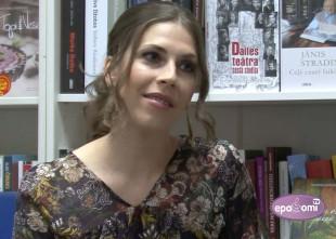 Video: Videointervija ar dziedātāju Antu Jankovsku