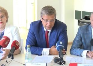 Video: Informē par Rīgas izglītības iestāžu aktualitātēm jaunajā mācību gadā