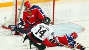 Latvija pret Krieviju pasaules čempionātos