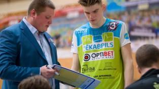 """Superkausā triumfē čempionvienības – Jēkabpils """"Lūšu"""" kungi un """"Jelgavas"""" dāmas"""