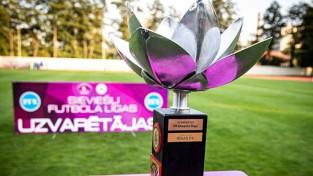 """Sieviešu futbola līgā startēs sešas komandas, šoreiz bez """"Riga United"""""""