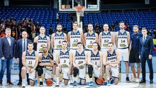 Mejerim 7+4, ''Parma'' galotnē zaudē FIBA Eiropas kausa pusfinālā