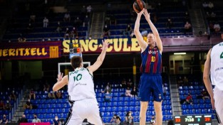 Šmita ''Barcelona'' apspēlē ''Tenerife'', finālā <i>El Clásico</i>
