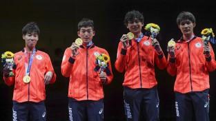 Medaļu kopvērtējums (7. diena): Japānai visvairāk zelta medaļu vēsturē