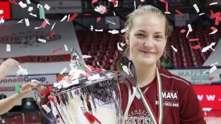 TTT spēlēs Itālijas čempione Laura Meldere