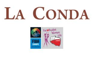 """Konkurss: """"La Conda"""" Eurobasket prognozes"""